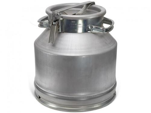 Фляга молочная алюминиевая 25 литров