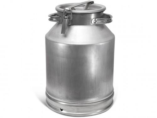 Фляга молочная алюминиевая 40 литров